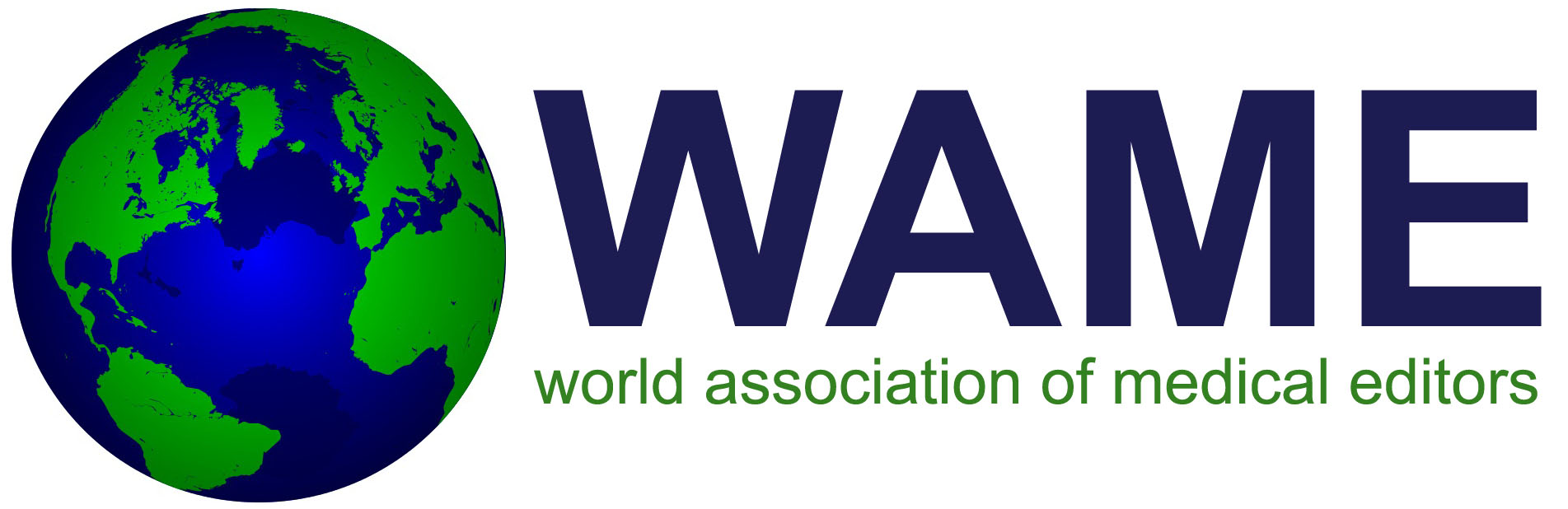 World Association of Medical Editors logo